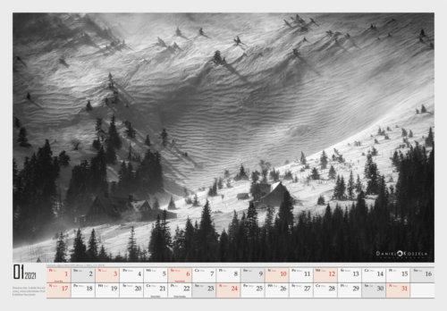 1 Karkonosze Kalendarz 2021