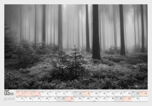 5 Karkonosze Kalendarz 2021
