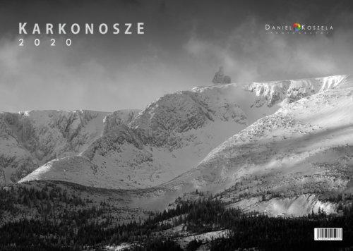 cover kalendarz Karkonosze