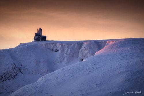 Śnieżne Kotły zima 13