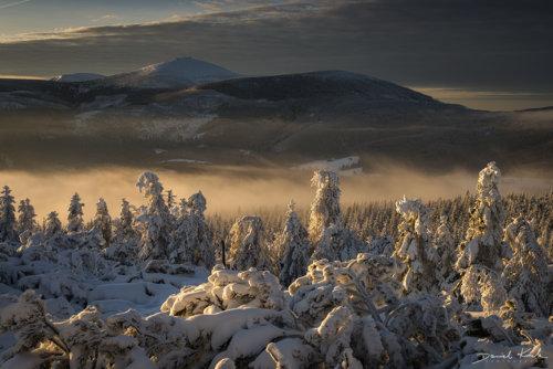 Grzbiet Lasocki zima 1