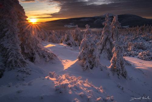 Grzbiet Lasocki zima 2