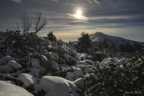 Pełnia Księżyca Równia Pod Śnieżką