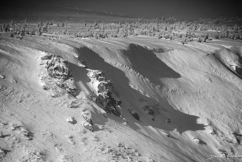 Zima formacje
