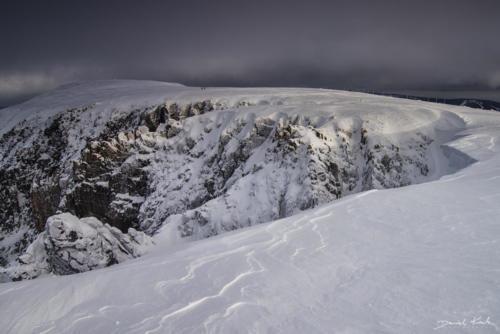Zimowe Śnieżne Kotły