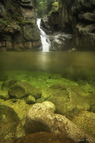 wodospad podgornej
