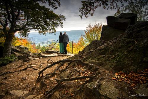 Zakręt Śmierci jesień 2